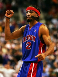 Rip Hamilton holds Pistons All-time scoring record