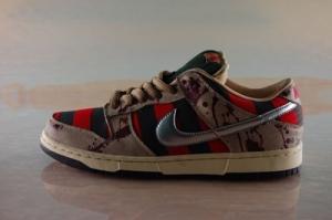 Freddy Kreuger Nike Shoes