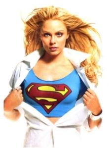 Supergirl Laura Vandervoort