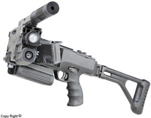Corner Shot Gun