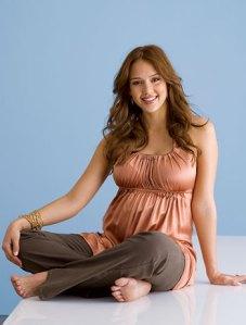 Pregnanat Jessica Alba