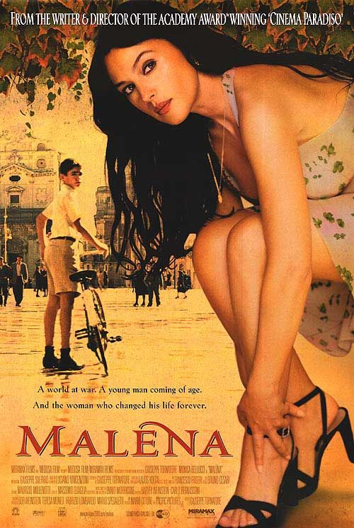 Malena – Monica Bellucci July 25, 2008