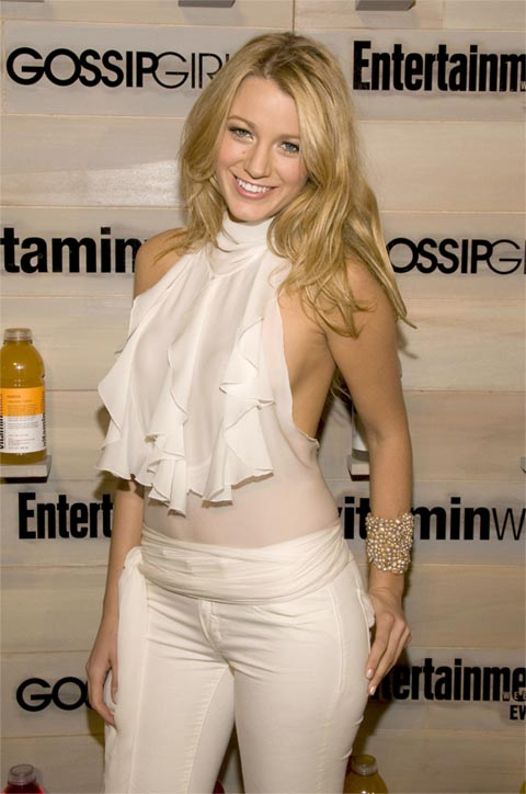 When Gossip Girl/Vitamin actress Blake Lively