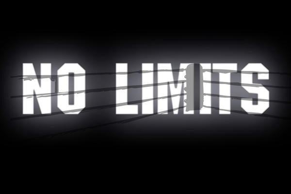 no limit definition