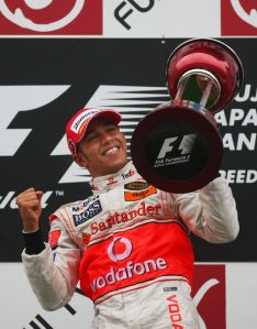 Lewis Hamilton - Youngest F1 Champion