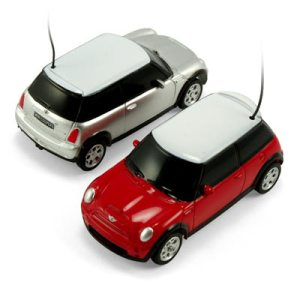 thumbsize remoet control mini coopers