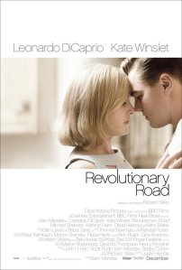 revolutionary-road poster - leanordo dicaprio and kaet winslet