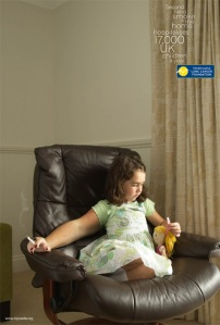 Roy Castle Lung Cancer Ad