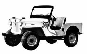 CJ3B Jeep