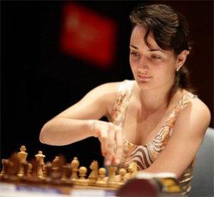 Kateryna Lahno - grandmaster