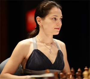 Alexandra Kosteniuk - Russian model and grandmaster