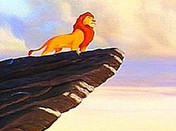 simba - the lion king