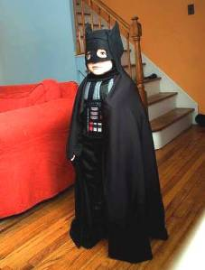 I'm Darth Man!