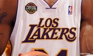 Noche Latina NBA jerseys